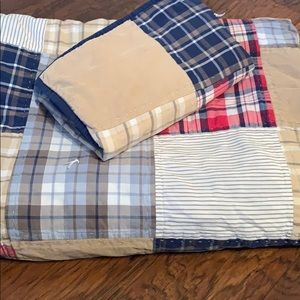 Other - Boys twin quilt set